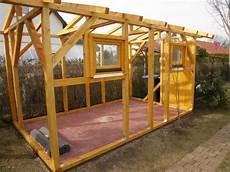 Gartenhaus Selber Bauen Konstruktion Garten