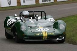 1965 Lotus 40 Ford  Images Specifications And Information