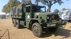 Us Army Truck Am General M35 Sound