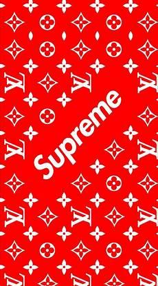 Supreme X Lv Background by Supreme X Louis Vuitton Supreme Wallpaper Louis Vuitton