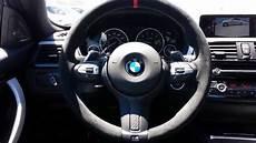 New Bmw M Performance Steering Wheel On Bmw 435i