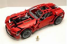 review 8070 supercar lego technic mindstorms model
