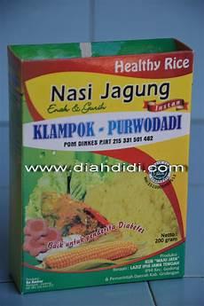 Diah Didi S Kitchen Iwak Peyek Dan Nasi Jagung Wueanakkk