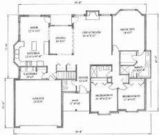 1900 square foot house plans traditional style house plan 3 beds 2 5 baths 1900 sq ft