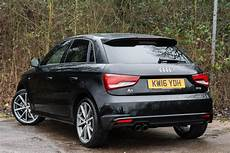 Audi A1 Sportback Gebraucht - used 2016 audi a1 sportback tfsi s line black edition for