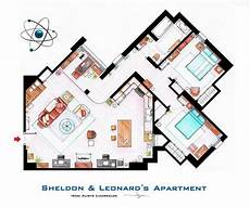 sitcom house floor plans famous television show home floor plans hiconsumption