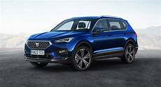 Seat Shows 2019 Tarraco Suv In More Colors Drops More