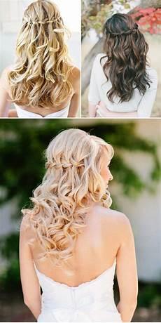 21 Wedding Hairstyles For Hair Hochzeitsideen