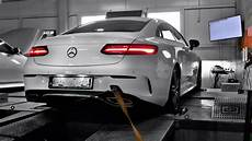 Chip Tuning File Mercedes W213 E200 184hp Stage 1
