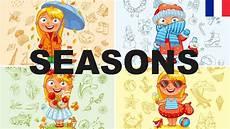 en anglais apprendre le vocabulaire anglais les saisons 4 seasons