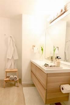bathroom ideas oak ikea godmorgon vanity in white stained oak effect notice