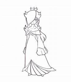 Ausmalbilder Prinzessin Rosalina Princess Rosalina Coloring Pages Mermaid Coloring Book