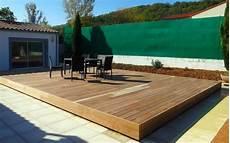 bois pour piscine brise vue bois abri piscine terrasse mobile terrasse