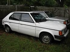Dodge Horizon 1988 dodge horizon 700 obo turbo dodge forums turbo