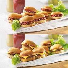 mini burger brötchen kaufen kingback de burger dogs fastfood mini hamburger