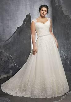 kenley plus size wedding dress style 3232 morilee