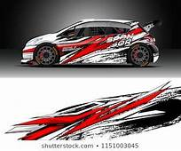 Car Wrap Design Vector Truck And Cargo Van Decal Graphic