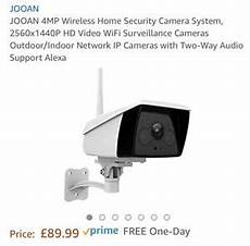 Starcam C26q 2560x1440p Security Wifi by Jooan 4mp Wireless Home Security System 2560x1440p