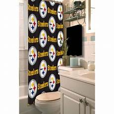 Steelers Shower Curtain