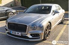 bentley flying spur 2020 13 july 2019 autogespot