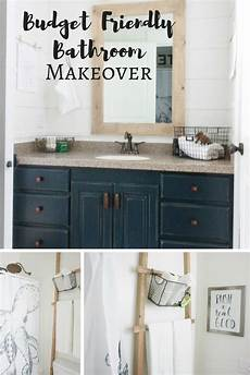my budget friendly bathroom makeover reveal twelve on main