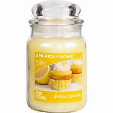 candele americane yankee american home by yankee candle lemon cupcake 19 oz large