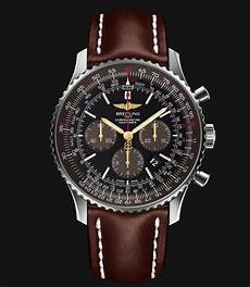 breitling navitimer limited edition in black brown
