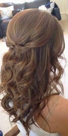 Frisur Gast Hochzeit - image result for wedding hair half up half medium