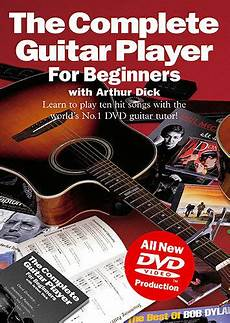 The Complete Guitar Player For Beginners Dvd Book Learn