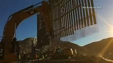 Grenze Zu Mexiko Privatleute Bauen Die Mauer F 252 R
