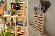 meuble palette pas cher decoration exterieur bois