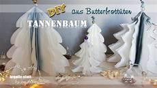 diy basteln tannenbaum weihnachtsbaum aus papier
