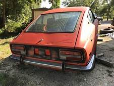 1971 Datsun 240z For Parts Sale  Z Series