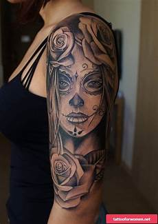 Frau Oberarm - la catrina meaning what s the trend