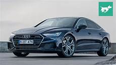 audi a7 2019 review youtube