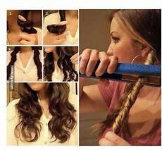 easy and simple method to curl your hair with a hair