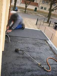 nochmal balkon abdichtung und regenrinne einfach bauen