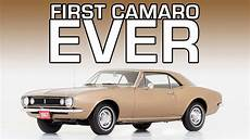 where is the camaro made the camaro and the who found it