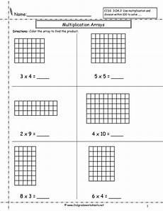 arrays worksheets multiplication arrays worksheets array worksheets math worksheets
