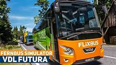 Fernbus Simulator Im Reisebus Vdl Futura Fhd2 Am