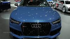 2018 Audi Rs7 Exterior And Interior Walkaround Nyias