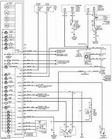 Instrument Cluster Wiring Diagram Of 1997 Chevrolet