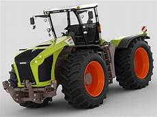 Malvorlagen Claas Xerion Modell 3d Model Claas Xerion 2014 Cgtrader