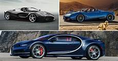 the 10 most expensive new cars in the world driving