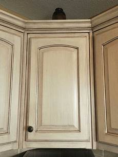 learn to paint a cream cabinet with glaze in 2019