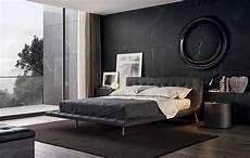 Schlafzimmer Schwarzes Bett - 50 modern bedroom design ideas
