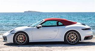 2020 Porsche 911 Cabriolets Soft Top Brings Coupe Like