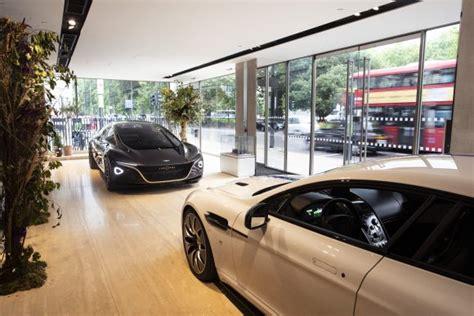 Aston Martin Lagonda Showcases Its Electric Future In