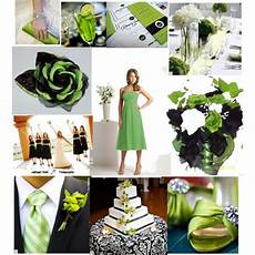 lime green and black wedding created by tweeterj polyvore green and black wedding