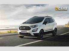 Ford EcoSport Ground Clearance, Boot Space and Dimensions